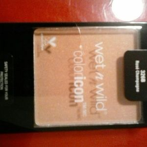 NWT wet n wild Coloricon Rose Champagne Blush